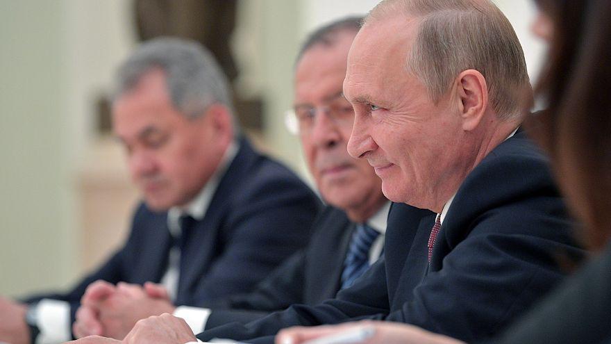 Putyin Washingtont hibáztatja az amerikai-orosz kapcsolatok romlásáért
