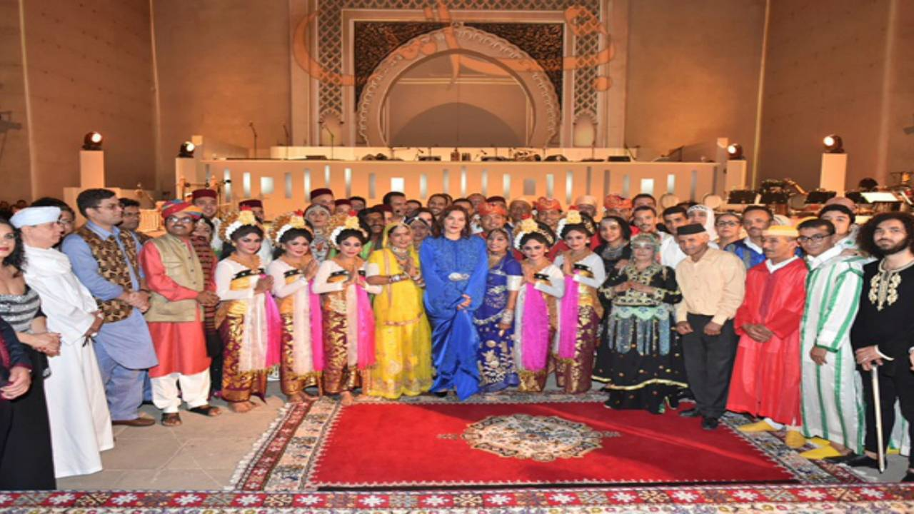 مهرجان فاس للموسيقى الروحية يوحد ثقافات شعوب العالم ويحتفي بمعارف الأسلاف