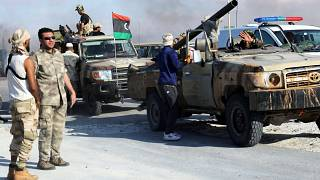 ABD, İngiltere, Fransa ve İtalya'dan 'Libya petrolü' açıklaması