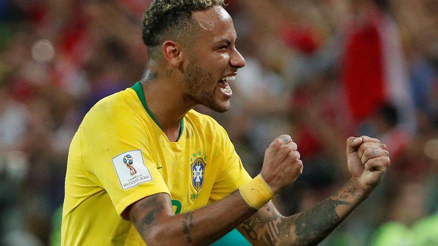 Brezilya Sırbistan'ı 2-0 ile geçti son 16'da Meksika'nın rakibi oldu