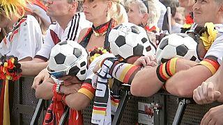 Chasco y bajón para los hinchas alemanes