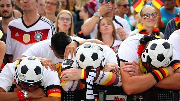 World Cup curse strikes Germany — who are the other victims?