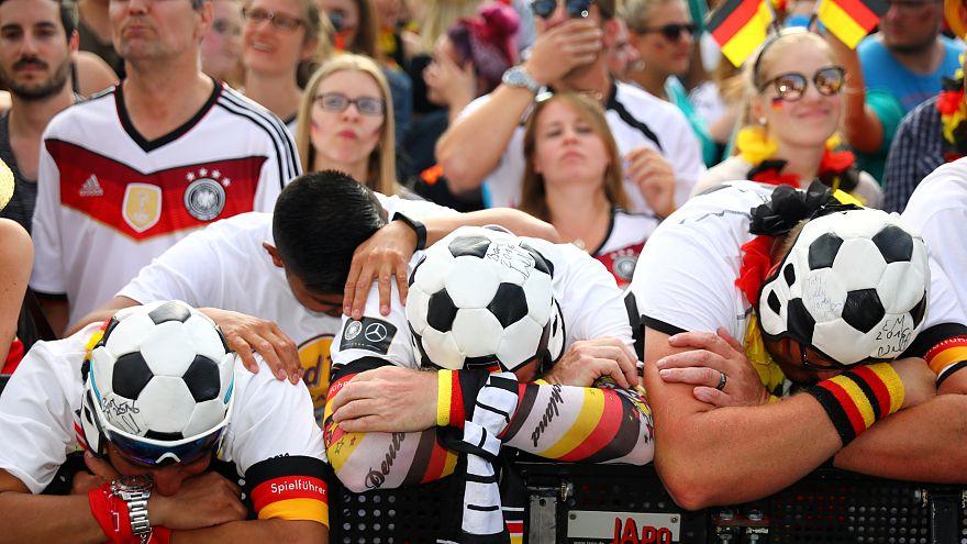 A németek a vébéátok legújabb áldozatai - de kik a korábbiak?