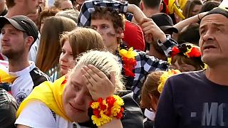 Upset in Germany as team head home from Russia
