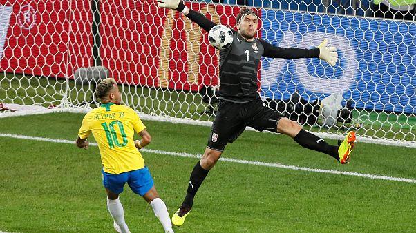 Mondial : le Brésil monte en puissance