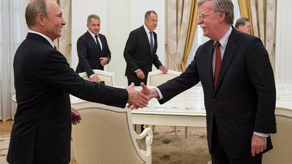 Un sommet russo-américain a été défini
