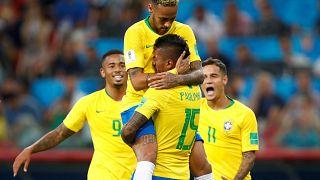 Μουντιάλ 2018: Προκρίθηκαν Βραζιλία και Ελβετία