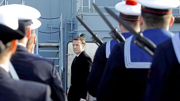 Fransa'da 16 yaşındakilere zorunlu 'ulusal hizmet' geliyor