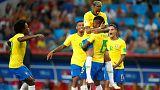 Mondiali: 2-0 alla Serbia, Brasile agli ottavi