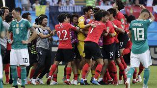 Futball-vb: Német tragédia