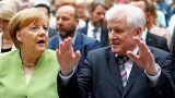 """Seehofer: """"Niemand in der CSU will Bundesregierung gefährden"""""""