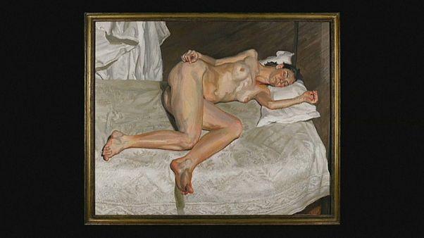 لوحة لسيدة عارية تباع بـ 29 مليون دولارا في لندن