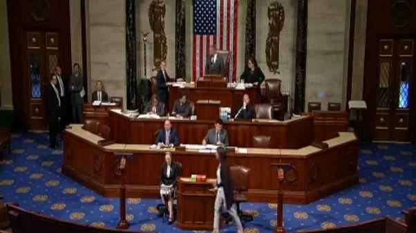 Ήττα των Ρεπουμπλικανών στη Βουλή για το μεταναστευτικό