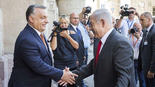 Eleget tesz Orbán Viktor az izraeli miniszterelnök meghívásának