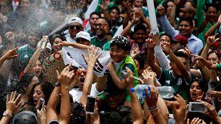 Οι Μεξικανοί ευχαριστούν τη Νότια Κορέα