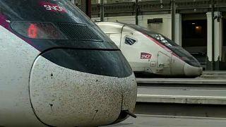 Vége a francia vasúti óriássztrájknak