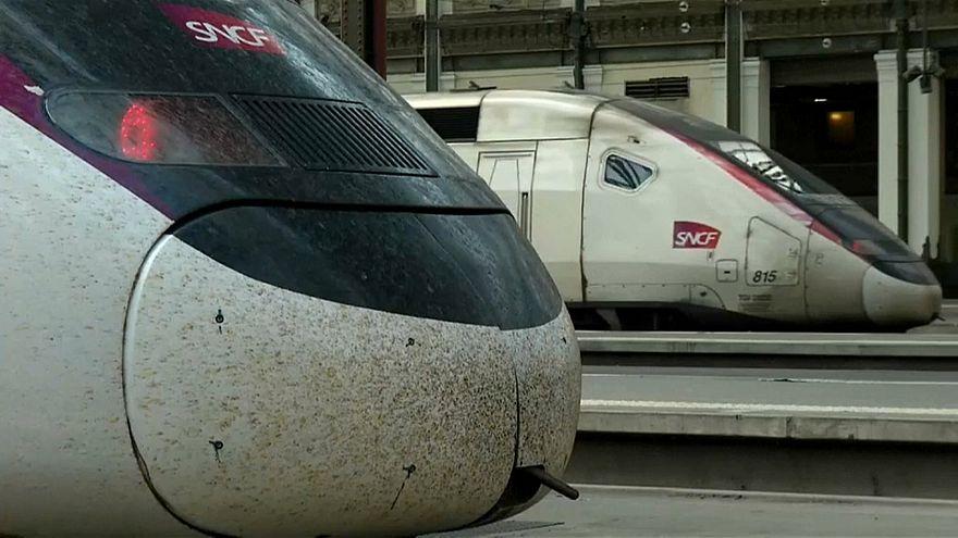 Последний день забастовки SNCF