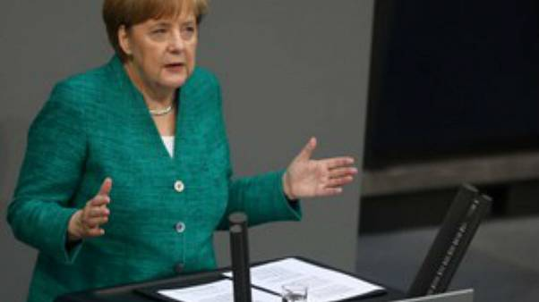 Μέρκελ:«Καθοριστική για το μέλλον της Ε.Ε. η μεταναστευτική πολιτική»