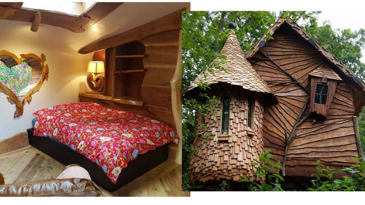 Fairytale house for rent
