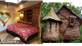 Fairytale house for rent