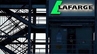 شعار شركة لافارج