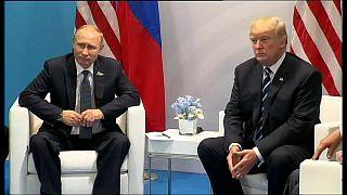 Trump y Putin se reunirán en Helsinki el 16 de julio