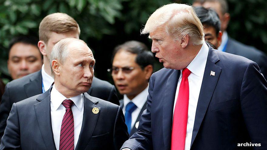 Rencontre Trump - Poutine le 16 juillet à Helsinki
