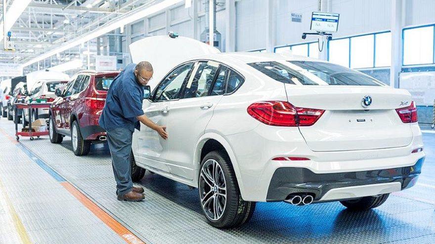 BMW X6'nın fiyatı Dolar'ın yükselmesiyle 2 milyon TL'yi aştı