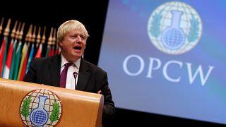 OPAQ ganha direito de apontar responsáveis de ataques químicos