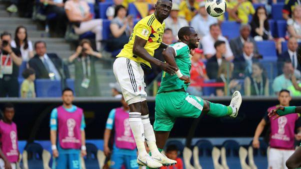 Colombia y Japón se clasifican para octavos, Senegal queda eliminada