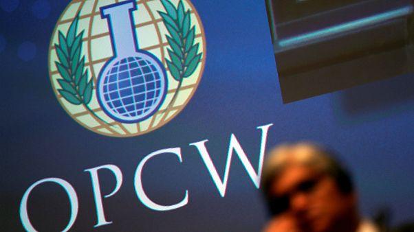 سازمان منع سلاحهای شیمیایی با وجود مخالفت ایران، روسیه و سوریه می تواند عاملان حمله را شناسایی کند