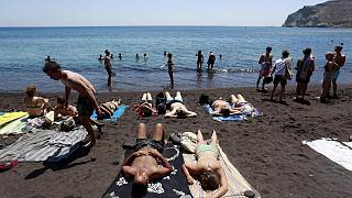 Europe sizzles as heatwave returns
