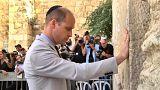 Prinz William besucht Grab von Urgroßmutter in Jerusalem