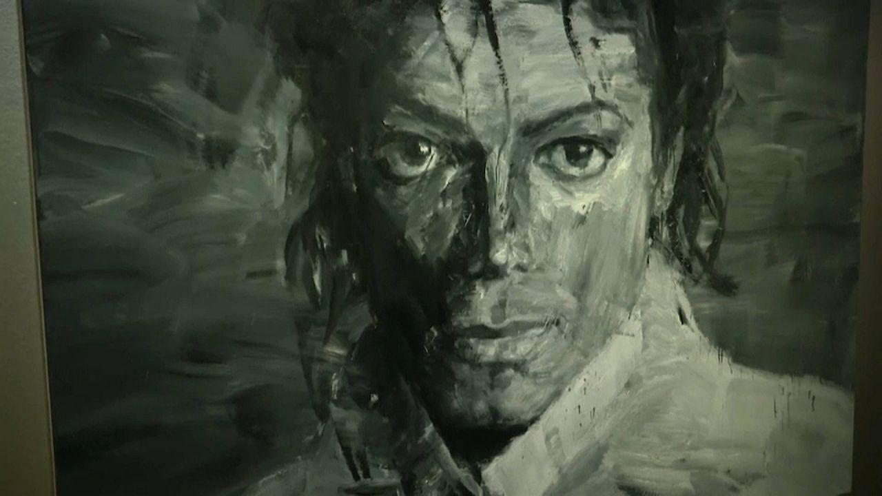 """""""Майкл Джексон: на стене"""""""