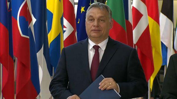 Orban: Migranten raus