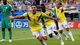 WM 2018: Kolumbien und Japan im Achtelfinale