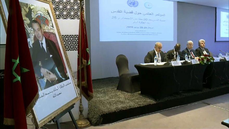 انعقاد المؤتمر الدولي الخامس حول القدس في المغرب