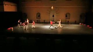 Στο Φεστιβάλ Σύγχρονου Χορού του Μονπελιέ