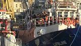 Nach Hafeneinfahrt: Mission Lifeline äußert sich zu Vorwürfen