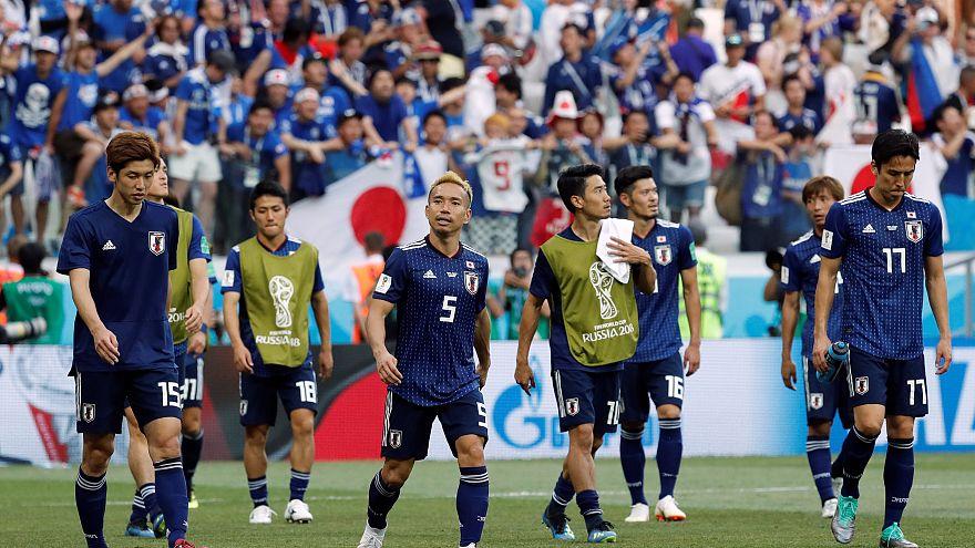 Dünya Kupası'nda ilginç istatistik: Daha az sarı kart gören Japonya son 16'ya kaldı