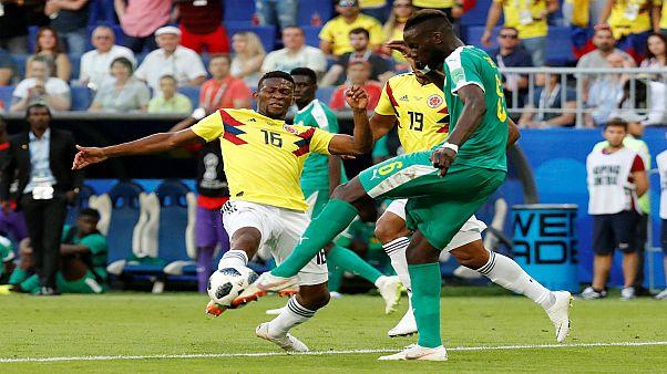 كولومبيا واليابان تعبران إلى دور 16 والسنيغال وبولندا تودعان المونديال