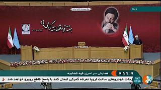 US sanctions pressurise Iran