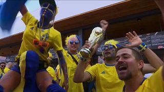 Mondiali: tutti i colori dei tifosi (vincenti e non)