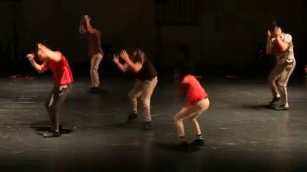 "O grupo marroquino ""Danser Casa"""