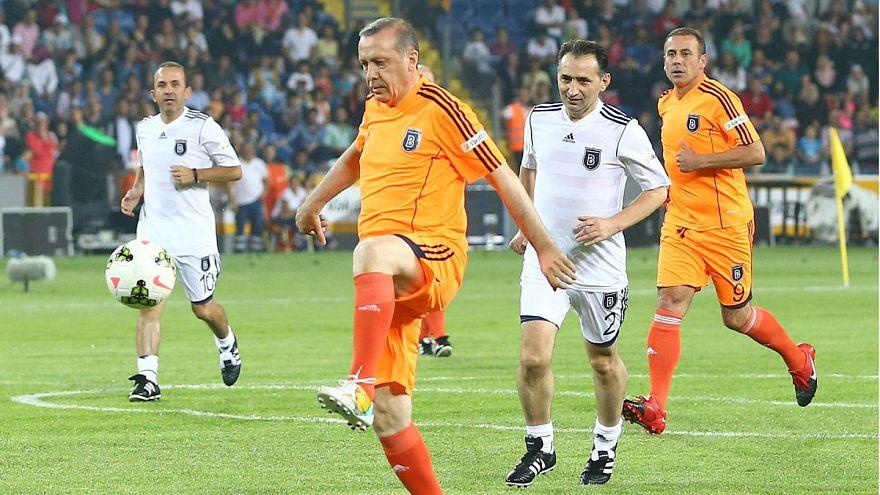 Cumhurbaşkanı Erdoğan 1970'lerde 'İmam Beckenbauer' lakabıyla anılıyordu.