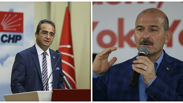 CHP, İçişleri Bakanı Soylu'nun istifasını istedi