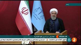 Ruhani: USA werden uns nicht in die Knie zwingen