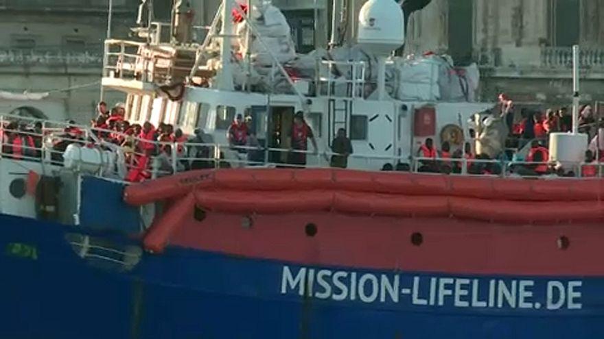Eljárás indulhat a Lifeline életmentői ellen