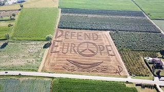 «Защитите Европу!»