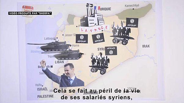 Az Iszlám Államot pénzelhette egy francia vállalat Szíriában